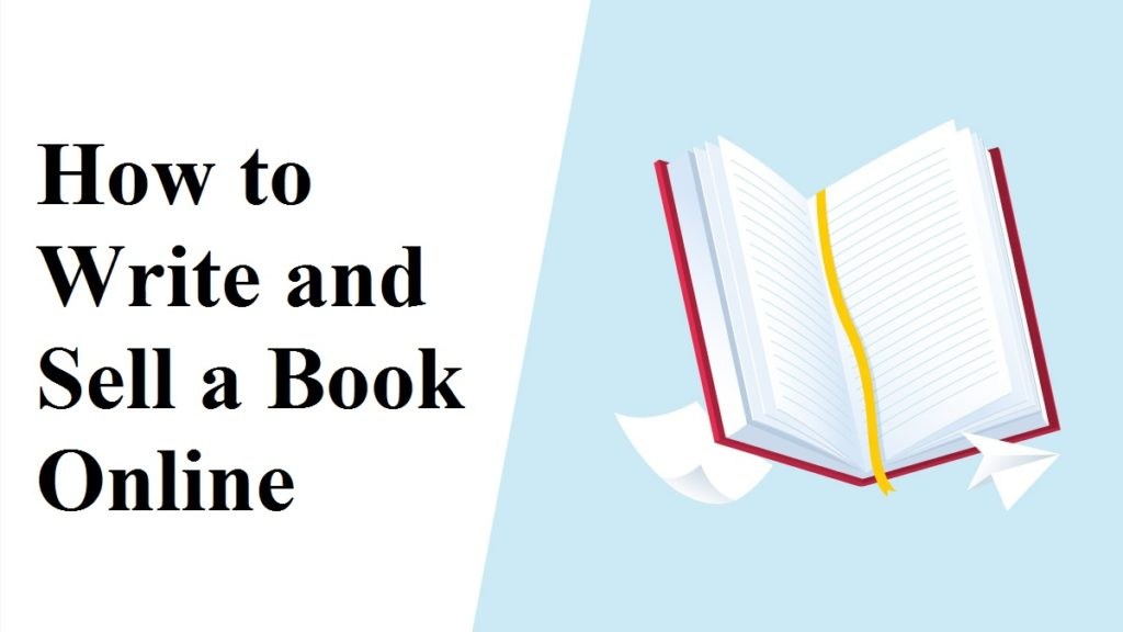 How to Write and Sell a Book Online